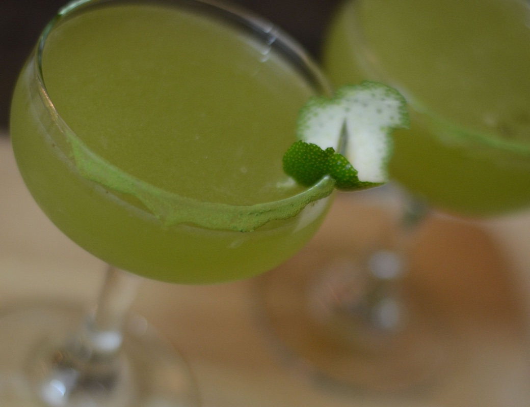 green tea cocktails matcha