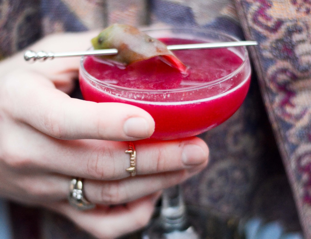 prickly pear cocktail