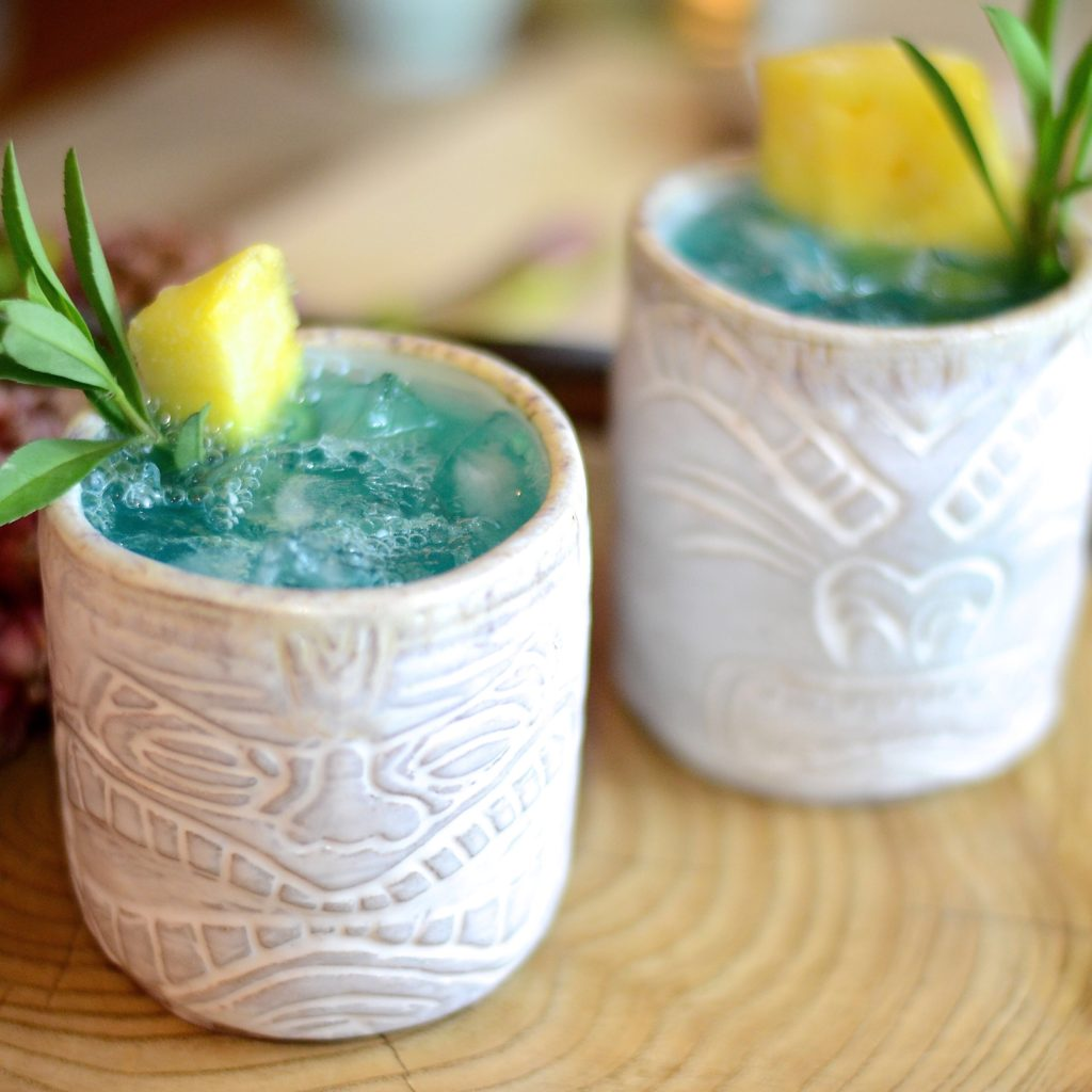 how to make tiki mugs