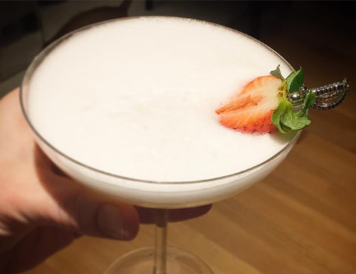 strawberry clover club