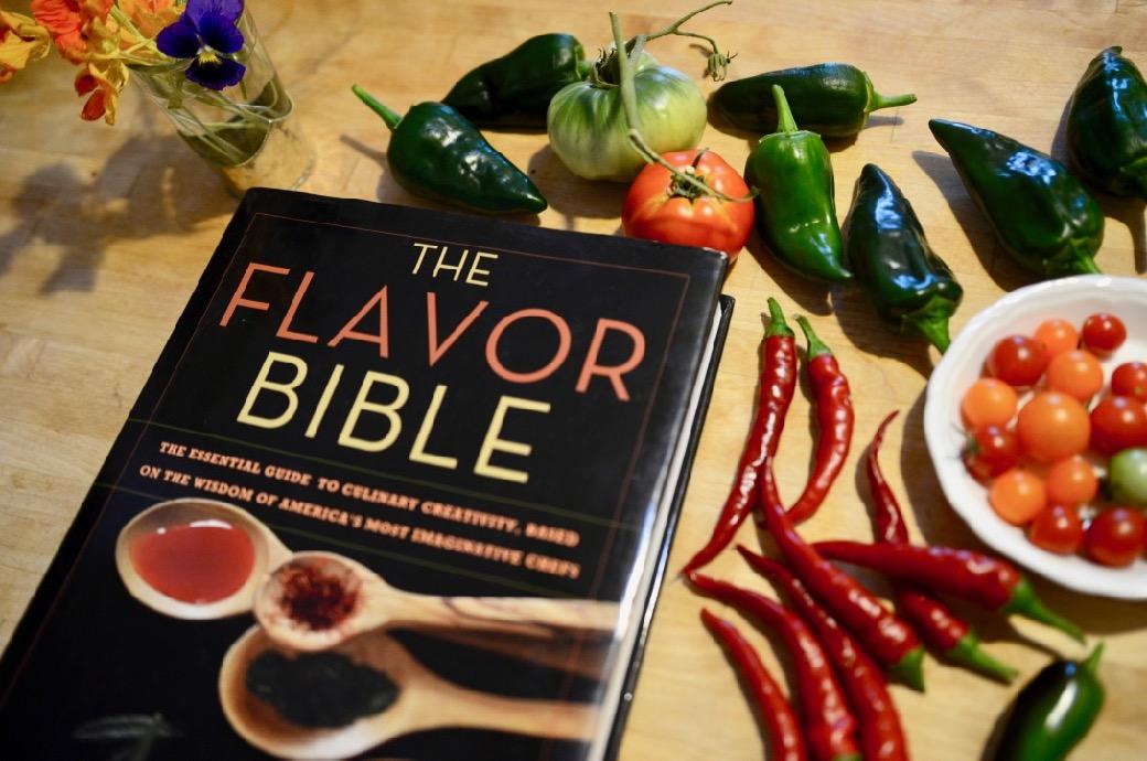 Flavor Bible Book